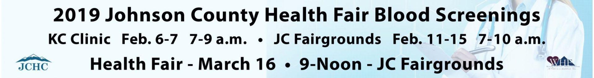 Health Fairs in Johnson County