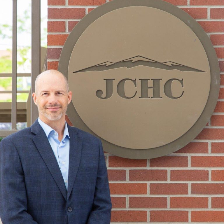 CEO of JCHC, Sean McCallister