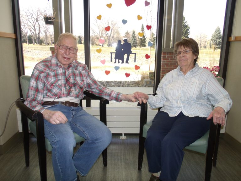 hearts and love at AHCC