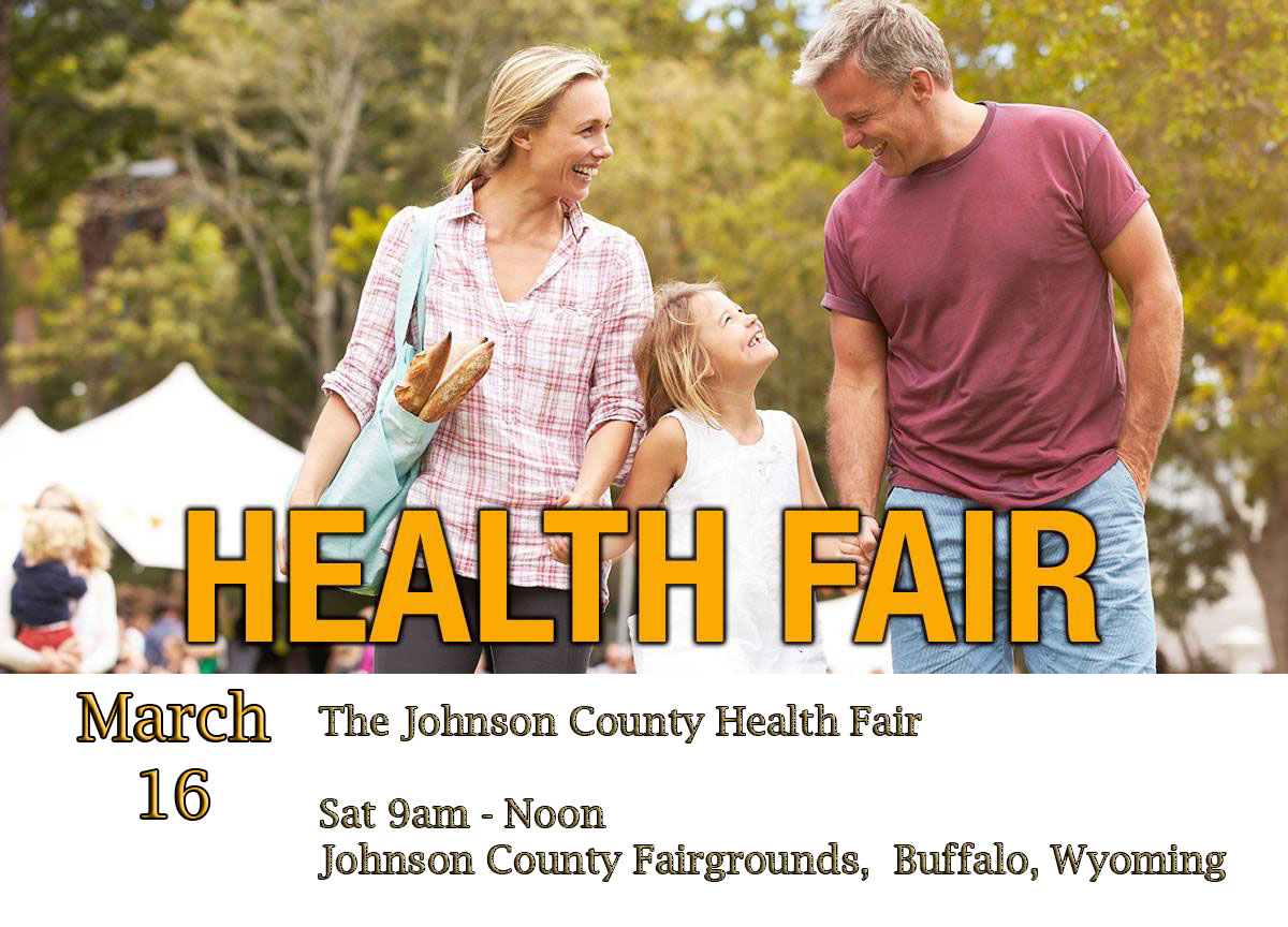 Health Fair in Johnson County