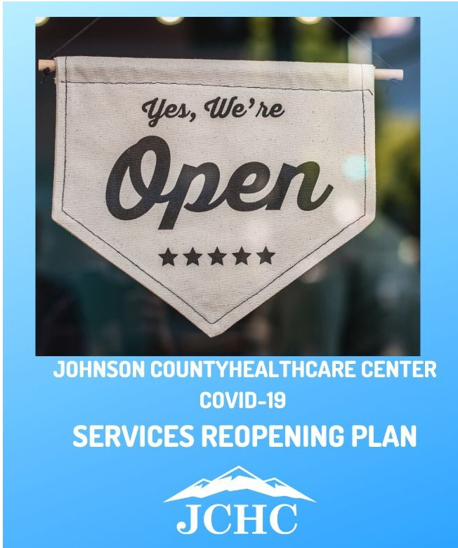 services reopening at JCHC