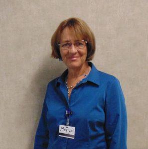 Mary Caviston, OT